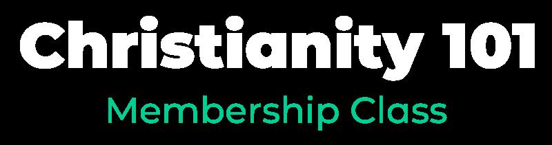 Christianity 101 Logo